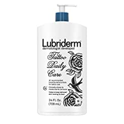 Lubriderm Tattoo Daily Care Water-Based ...