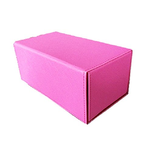 Creation Line Deck Box - Large Pink by Dex Protection