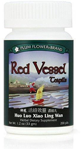 Huo Luo Wan (Red Vessel Teapills (Huo Luo Xiao Ling Wan) 3361-MayWay)