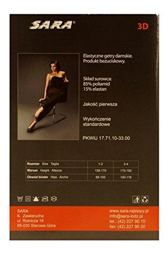 Foncé Sara Sara Gris Legging Legging Femme 5wYgdXXq