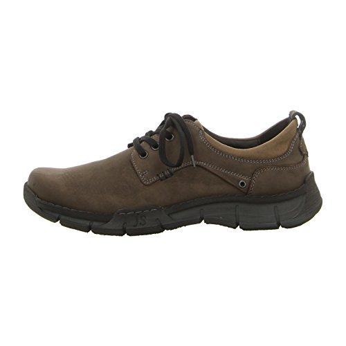 Josef Seibel Phil 01 - Zapatos Derby Hombre Grau (Vulcano)
