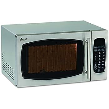 Amazon Com Avanti Mo8004mst Microwave Oven With Mirror
