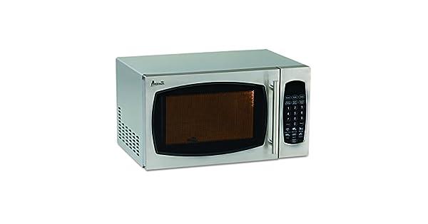 Amazon.com: Avanti AVAMO9003SST Horno microondas, acero ...