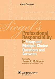 Essay questions about responsibility