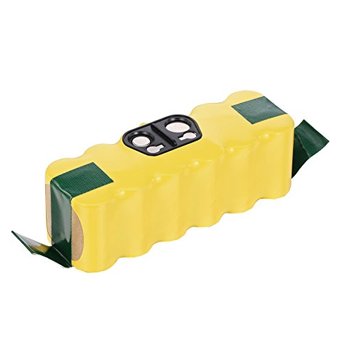 Price comparison product image DeroTeno 14.4V 3500mAh Replacement Battery for for iRobot Roomba R3 500 600 700 800 Series Robots Vacuum Cleaner