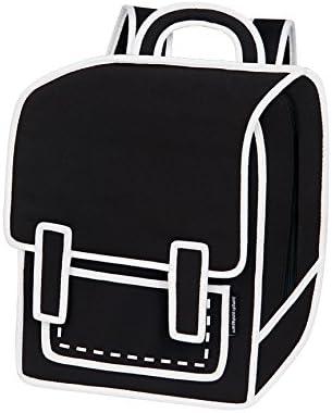 JumpFromPaper Backpack Spaceman Graffiti