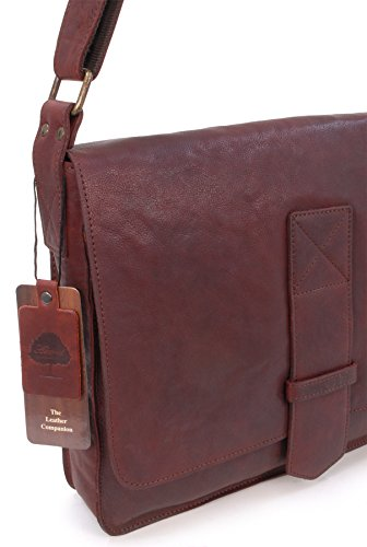 Messenger Ashwood Leather Brown Cognac Bag Wlb200 qw1w8vC