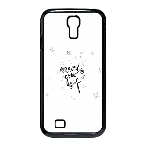 Samsung Galaxy S4 I9500 Phone Cases Black Never Grow Up CWQ174518