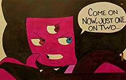 Steven Universe Garnet Fanart