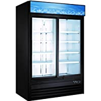 Sliding Glass Two Door Cooler