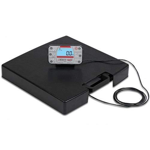 Detecto Detecto-APEX-RI APEX Portable Scale with Remote Indicator44; 600 lbs