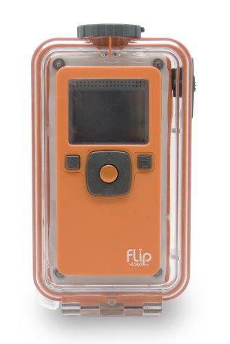 Flip Video Underwater Case for 1st Generation Flip Video Cameras - Flip Video Underwater Case