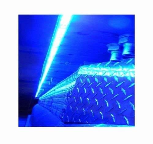 NEW 22'-26' PONTOON BOAT UNDER DECK LED LIGHTS INCLUDES HARNESS & MOUNTING TRACK - Pontoon Deck Kit