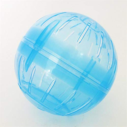 Best Quality - Exercise Wheels - 1pcs Lovely Hamster Running Ball Mice Hamster Exercise Ball Small pet Toy Plastic Rat Running Play Toy Pet Product - by XWareHouse - 1 PCs