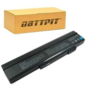 Battpit Recambio de Bateria para Ordenador Portátil Gateway W340UI (6600 mah)