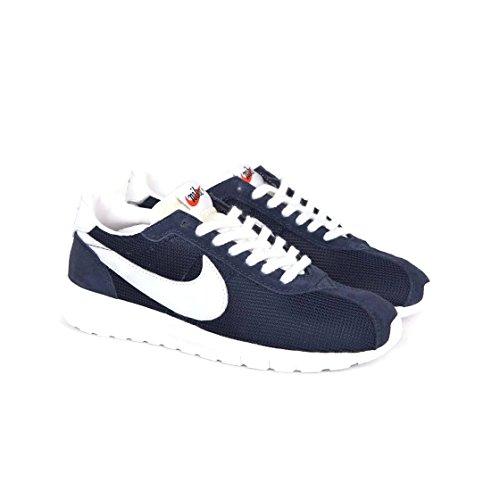 Nike Dames Roshe Ld-1000 Qs Hardloopschoenen Obsidiaan / Wit-wit-zeil