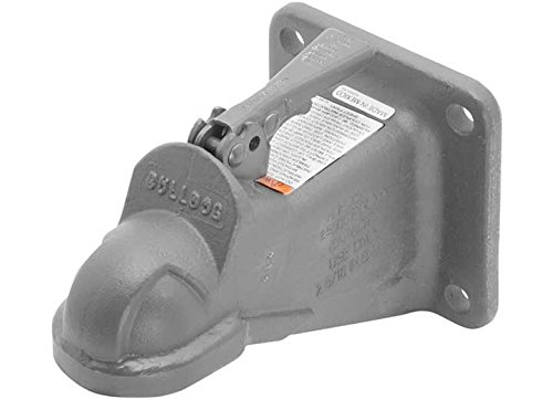 Bulldog Adjustable Coupler Plate, Holds up to 25000-Pound by Bulldog