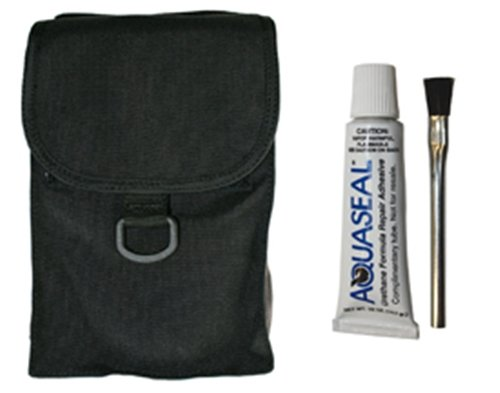 (XS Scuba Dry & Wetsuit Glue-On Thigh Pocket)