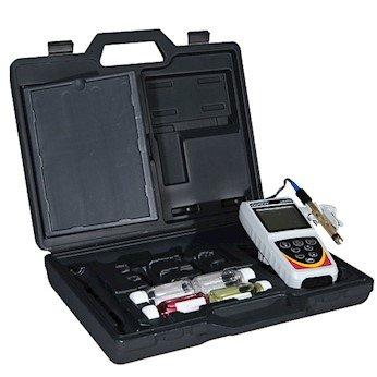 Oakton PH/MV/ISE/T Waterproof pH 450 Portable Meter Kit by Oakton