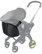 Baby & Beyond's Clip-On Storage Bag Compatible with Doona Infant Car Seat Stroller