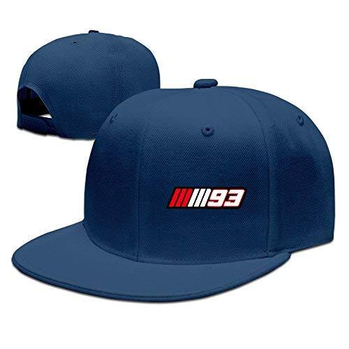 HIITOOP Marc Marquez Baseball Cap Hip-Hop Style: Amazon.es: Ropa y ...