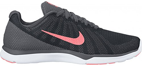 Nike Damen Wmns Season TR 6 Fitnessschuhe BLACK/LAVA GLOW-DARK GREY-WHIT