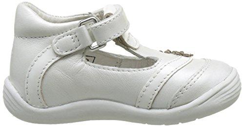 Bébé Kan Fille Blanc Blanc Noël Sandales Mini tHwqw64