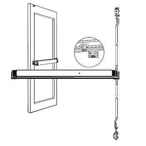 Adams Rite 8600 Narrow Stile Concealed Vertical Rod Exit