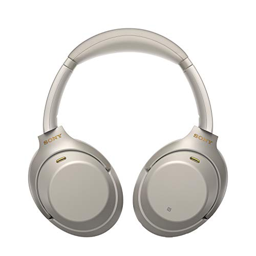 SONY WH-1000XM3 Wireless Noise canceling Stereo Headset(International Version/Seller Warrant) (Silver) by Sony (Image #4)