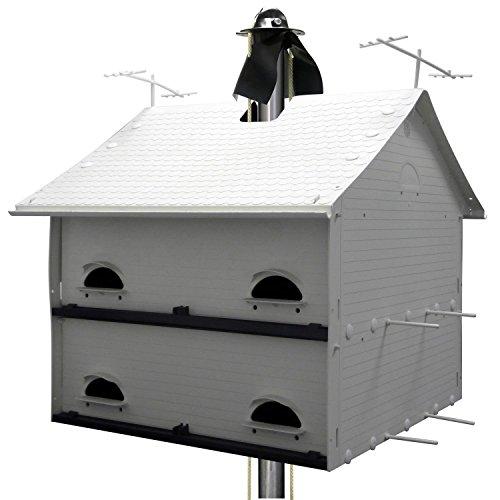 S & K Manufacturing Heavenly Haven Purple Martin Birdhouse, Model# HH [Misc.]