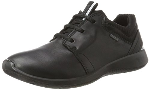 Ecco Signore Morbido 5 Sneaker Nero (nero)