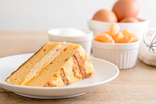 ORANGE CHIFFON CAKE TYPE FRAGRANCE OIL - 1 OZ - FOR CANDLE & SOAP MAKING BY FRAGRANCEBUDDY- FREE S&H IN USA ...