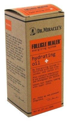 Dr. Miracles Follicle Healer Hydrating Oil 2oz