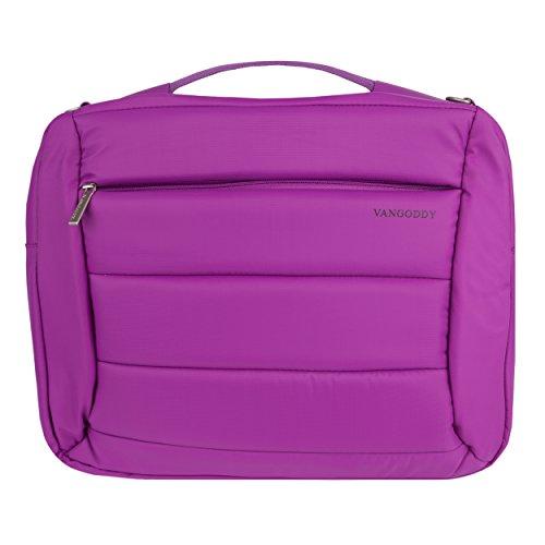 Price comparison product image Bonni 2 in 1 Shoulder Bag & Backpack for Dell 15.6 inch Laptops