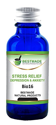 Stress Relief Depression Anxiety Natural product image