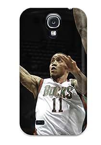 Rolando Sawyer Johnson's Shop Best milwaukee bucks nba basketball (20) NBA Sports & Colleges colorful Samsung Galaxy S4 cases 7307198K402538743