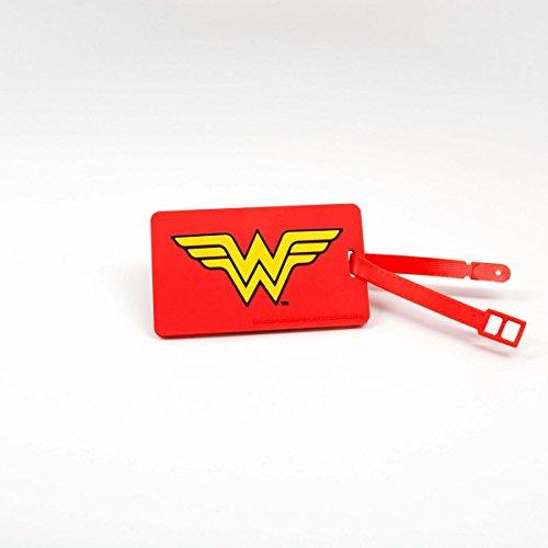 Quantum Mechanix Wonder Woman Q-Tag
