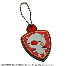 Final Fantasy: Theatrhythm Moogle Rubber Keychain