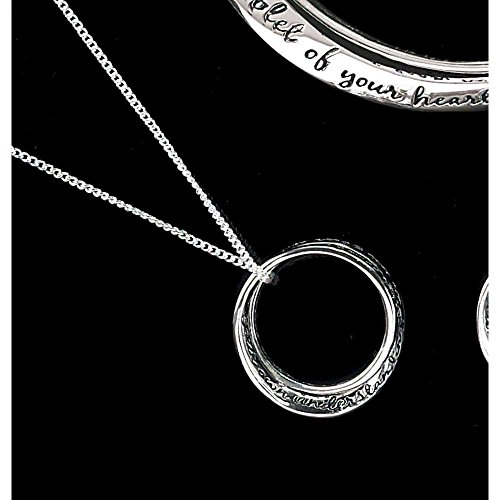 Double Mobius Necklace Proverbs 5 6 product image