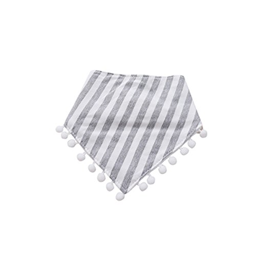 Fringed Baby Bib Towel - 1