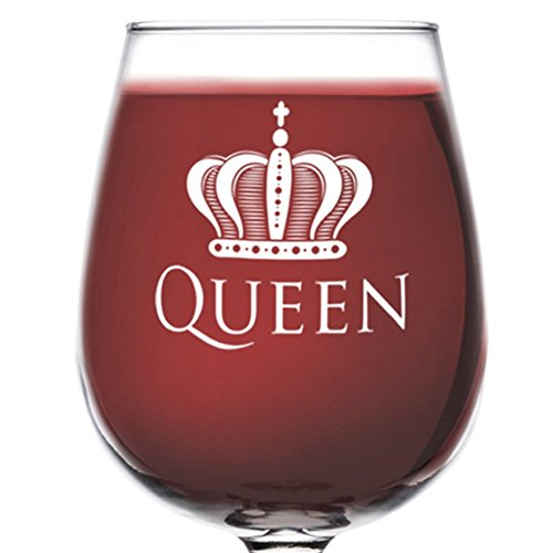 Queen-Funny-Wine-Glass-1275-oz-For-Red-Wine-White-Wine-and-Champagne
