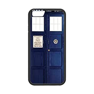 Popular Doctor Who Tardis Apple iPhone 6 5.5 Inch Waterproof TPU Back Cases Covers