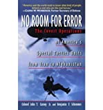 img - for No Room for Error: The Story Behind the USAF Special Tactics Unit book / textbook / text book