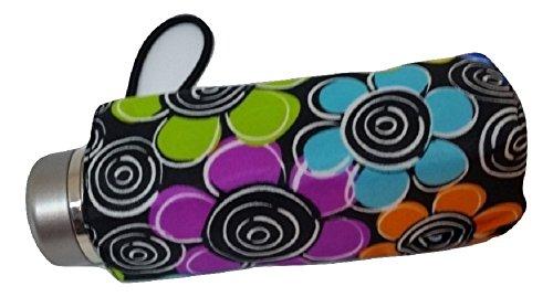 Totes Compact Travel Fashion Umbrellas