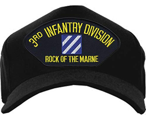 U.S. Army 3rd Infantry Division Rock of The Marne Baseball Hat