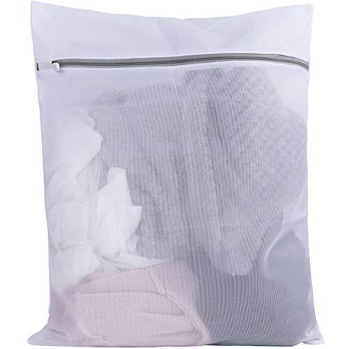 Mesh Laundry Bag, Kmeivol Lingerie Bags for Laundry with Premium Zipper, Laundry Bags Mesh Wash Bags, Travel Laundry Bag for Delicates, Mesh Bags for Laundry, Bra, Hosiery, Socks, Underwear, Lingerie