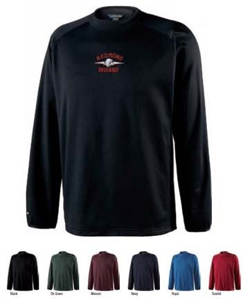 Friction Unisex Pullover (3X-Large) from Holloway - Hooded Pullover Holloway