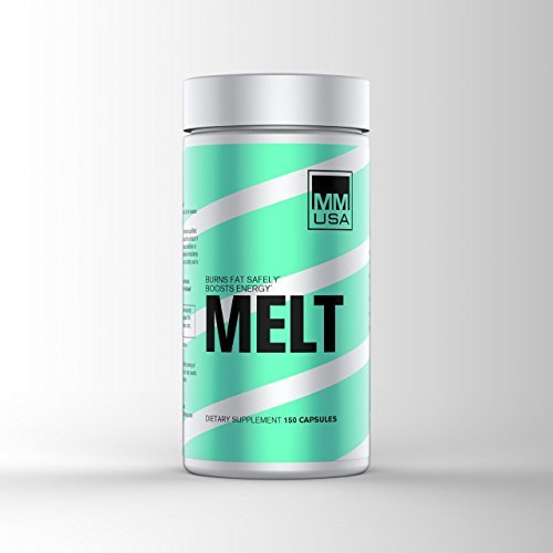 MMUSA Melt Diet Supplement Capsules, 120 Count by MMUSA by MMUSA