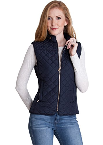 Quilted Ribbed Vest - 3