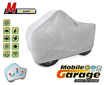 Mobile Garage f/ür ein Motorrad Gr/ö/ße M